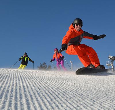 Winter Snow Activities